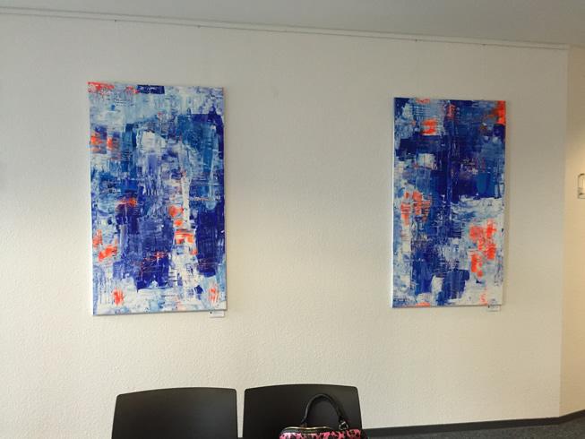 Pool 1 und Pool 2 - meine neuesten Bilder in Fellbach zu sehen