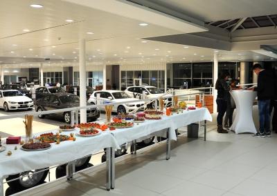 Midissage bei BMW